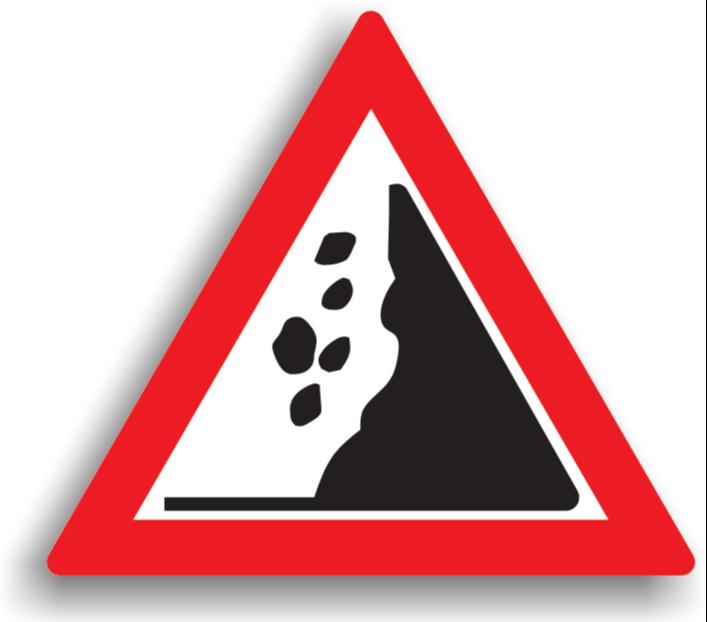 Căderi de pietre