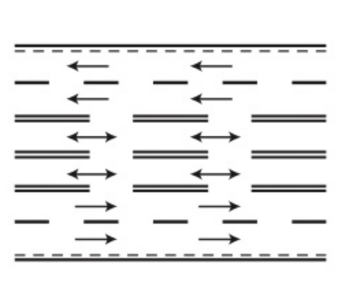 Marcaje longitudinale