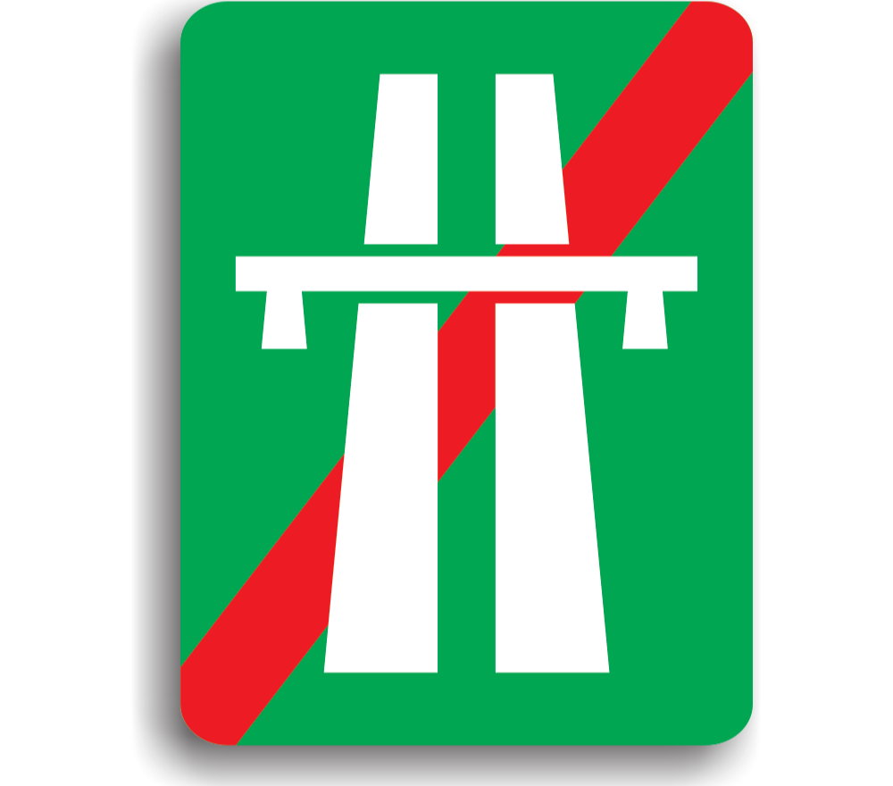 Sfârșit de autostradă