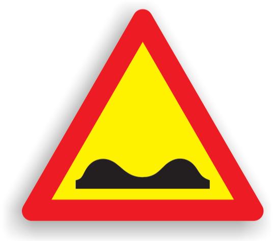 Drum cu denivelări
