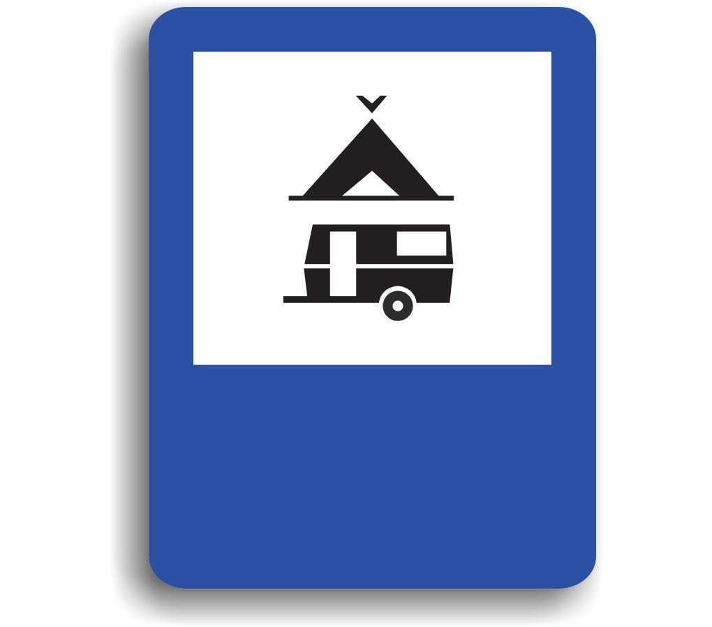 Teren pentru caravane și camping