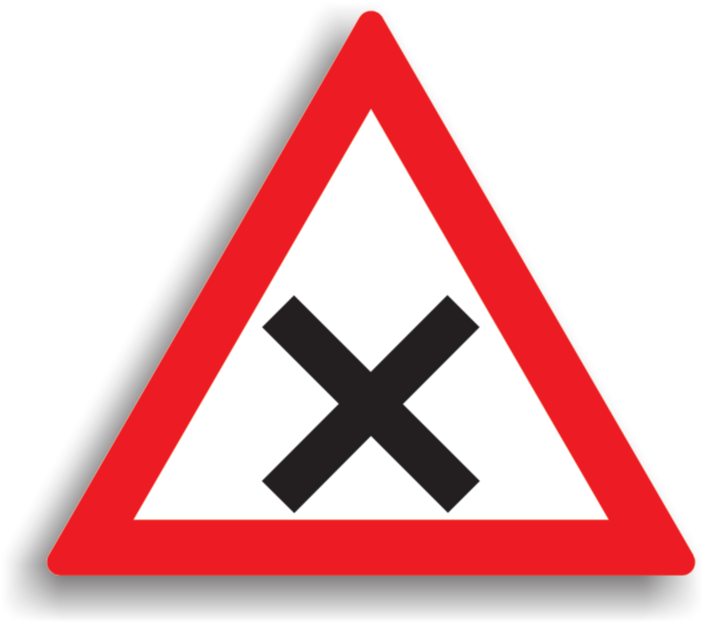 Intersecție de drumuri